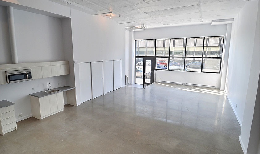 125 chabanel - Commercial space rentals